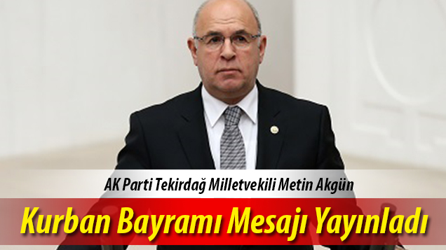 Akg�n'den Kurban Bayram� Mesaj�