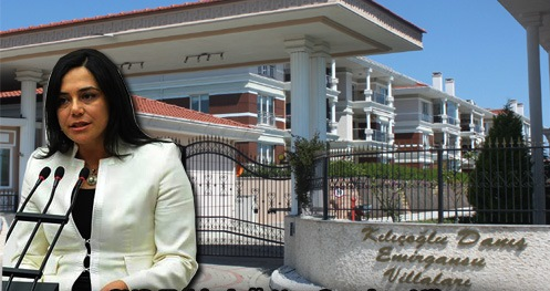 CHP'li Vekil Lüks Villa Satın Aldı